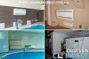 Осушители воздуха для бассейнов Одесса продажа - монтаж